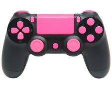 PS4 BLACK/PINK RAPID FIRE MODDED CONTROLLER COD BO3 AW GHOSTS FAST RELOAD SNIPER