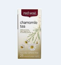 RED SEAL Chamomile Tea 25 Bags Pack
