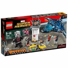 LEGO® Super Heroes - Marvel Civil War 76051 La Bataille de l'Aéroport