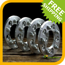 5x4.5 or 5x114.3 Wheel Spacers Adapters - 1 inch thick
