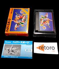 HYPER SPORTS NINTENDO NES famicom Konami JAPONES Family Computer Software