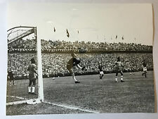photo press football  World Cup 1954  Hongrie-Brazil      175
