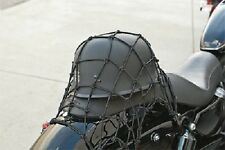 Cargo Net Stretch BLACK Bungee Cords Motorcycle Snowmobile Dirtbike Honda