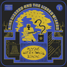 KING GIZZARD & THE LIZARD WIZARD FLYING MICROTONAL BANANA VINYL LP IN STOCK