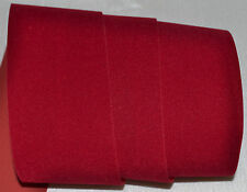 Waterproof Velvet Ribbon~6.5 yd~Christmas Red~Holiday~Wreath~Outdoor~Gift~Bow