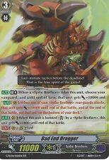 CARDFIGHT VANGUARD CARD: BAD END DRAGGER - G-RC01/022EN RR