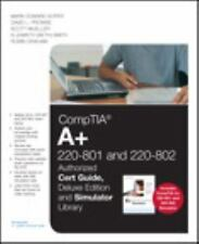 CompTIA a+ 220-801 and 220-802 Cert Guide by Scott Mueller, Robin Graham,...
