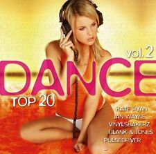 Dance Top 20 vol. 2 Queen vs. The Miami Project, Vinylshakerz, Jan Wayne,.. [CD]