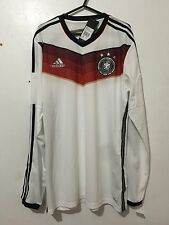 Germany Adidas Adizero Player Issue 2014 World Cup Finals BNWT Size 8 Med BNWT