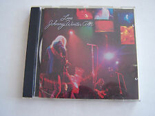CD DE JOHNNY WINTER , LIVE 8 TITRES . 1971  . BON ETAT .