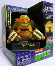 Teenage Mutant Ninja Turtles Lite Guardian Figure Night Light Nickelodeon New