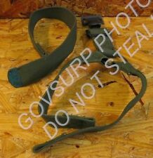 GAS CAN STRAP SET FOR M151 M151A1 M151A2 FAMILY OF JEEP NSN: 5340-00-678-1417