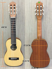 Caraya 69CM Tenor Size Guitarlele Natural Matt Free gig bag,Picks & Holder.C-28N