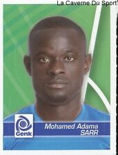 082 MOHAMED ADAMA SARR SENEGAL KRC.GENK STICKER FOOTBALL 2012 PANINI