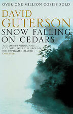 Snow Falling on Cedars, By David Guterson,in Used but Acceptable condition