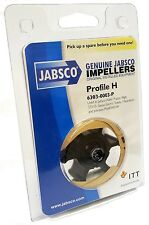 Jabsco Genuine Impeller ( Profile H ) 6303-0003-P