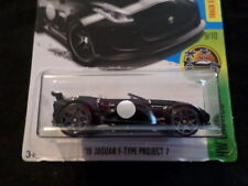 HW HOT WHEELS 2017 HW EXOTICS #9/10 '15 JAGUAR F-TYPE PROJECT 7 HOTWHEELS VHTF