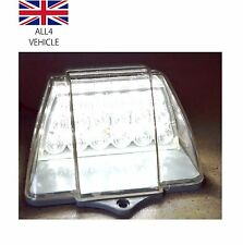 1 X 12V 24V WHITE LED CAB ROOF TOP MARKER LIGHTS FOR TRUCK SUV 4x4 OFFROAD JEEP