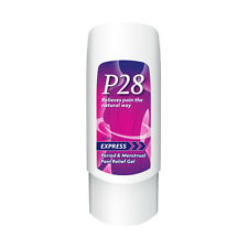 P28 EXPRESS PERIOD & MENSTRUAL PAIN RELIEF GEL FAST STOP MENSTRUAL PAIN NOW