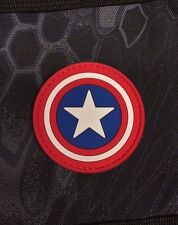 Captain America PVC Morale Patch