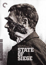 State of Seige (DVD, 2015, Criterion Collection)
