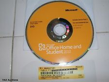 MS Microsoft Office 2010 Home and Student Family Pack Licensed For 3PCs