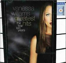 Greatest Hits: The First Ten Years by Vanessa Williams (R&B) (CD, Aug-2005,...
