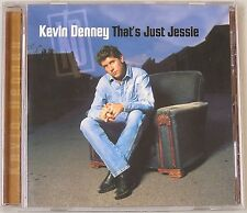 That's Just Jessie / Correct Me If I'm Right 2002 by Kevin D - Disc Only No Case