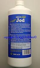 Aqua Light Jod 1000ml  für Meerwasseraquarien 11,90€/L