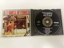THE CRAMPS SMELL OF FEMALE CD 1990