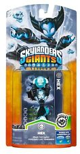 SKYLANDERS GIANTS-HEX-FEAR THE DARK-Character Pack- ACTIVISION-neu-new-very rare