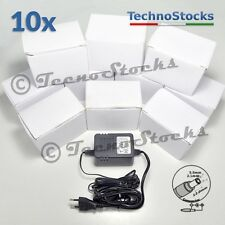 10x Alimentatore 12V 1200 mA - Power Supply AC-DC Adapter
