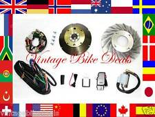 VESPA 6V To 12V CONVERSION ELECTRONIC KIT VBA VBB VBC SUPER SPRINT VNA VLB 125