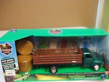 NEW RAY COUNTRY LIFE FARM ANIMALS & ACCESSORIES 1/43 SCALE  #04086 SET 3