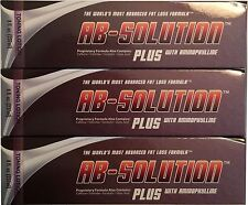 !NEW LOW PRICE! 3 Units of VyoTech Ab-Solution Plus 8 oz Weight Loss Cream