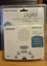 Conair Phone Digital Answering System TAD 1220WCS White