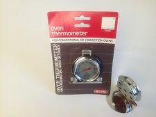 Acu- Rite Hanging Oven Thermometer. Brand New with Free Shipping! #00620