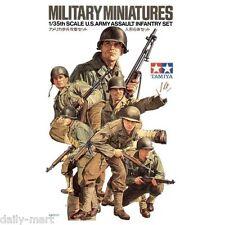 Tamiya 1/35 35192 US Army Assault Infantry Set Model Kit