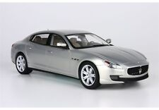 NEW BBR MODELS 2013 MASERATI QUATTROPORTE PRESS VERSION 1:18