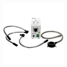 150W Fiber Optic Microscope Illuminator w/ Ring Dual and Single Gooseneck Lights