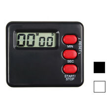 Küche Zeitschaltuhr 99 Minute Digital LCD Sport Countdown Calculator NEU