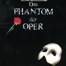 Phantom der Oper-Deutsche Originalaufnahme (1989) Alexander Goebel, Luz.. [2 CD]