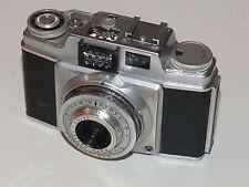 Agfa Silette L Apotar 3,5/45 mm Fotoapparat   Kamera  Camera    Vintage   1093