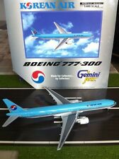 KOREAN AIR   B777   GEMINI JETS RARE  1:400 SCALE