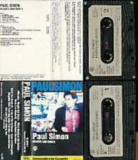 PAUL SIMON K7 AUDIO GERMANY HEARTS AND BONES (3)