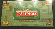 CASEY'S CONVENIENCE STORE CASEYOPOLY MONOPOLY BOARD GAME PIZZA DONUT NEW, SEALED
