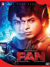 FAN (SHAHRUKH KHAN) - BOLLYWOOD 2 DISC SPECIAL EDITION DVD