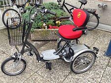 Dreirad, Sesselrad,  Scooter EasyGo bis 15Km/h