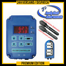 PH+REDOX/ORP CONTROLLER METER REGELAPPARATUUR CO2 POND SWEET+SALT WATER NL* P13