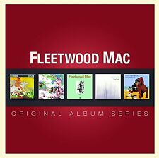 FLEETWOOD MAC - ORIGINAL ALBUM SERIES: 5CD ALBUM SET (2012)